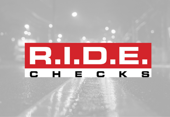 RIDE Checks