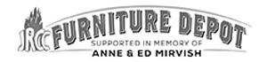 JRCC Furniture Depot Logo